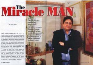 Dr. Gautam Allahbadia - The Miracle Man