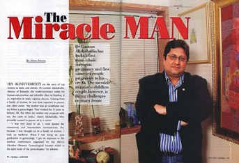 Dr. Gautam Allahbadia – The Miracle Man | Society